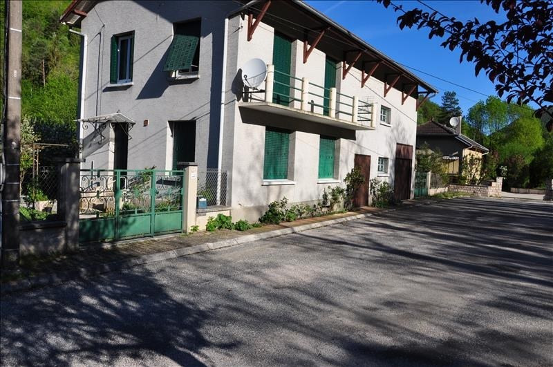 Vente maison / villa Dortan 142000€ - Photo 7