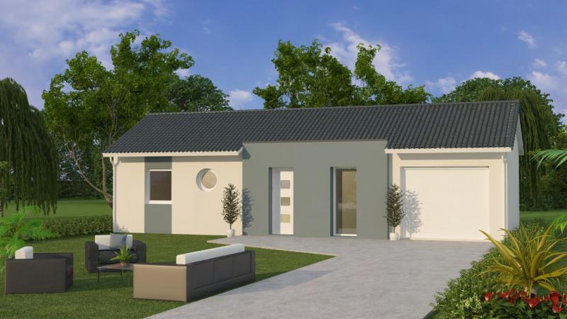 Maison  4 pièces + Terrain 650 m² Laizé par MY- KAZA