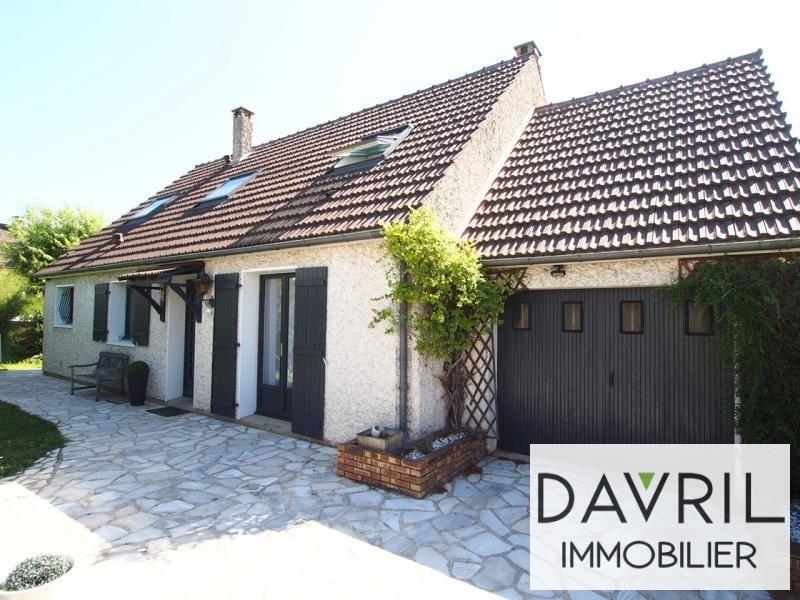 Sale house / villa Conflans ste honorine 539000€ - Picture 1