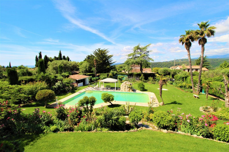 Deluxe sale house / villa Vence 1 980 000€ - Picture 5