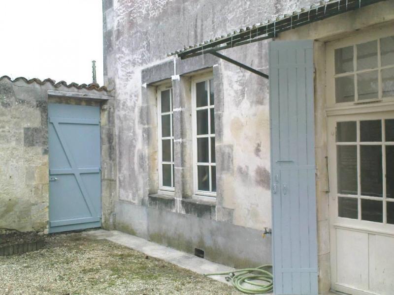 Location maison / villa Matha 472€ CC - Photo 1