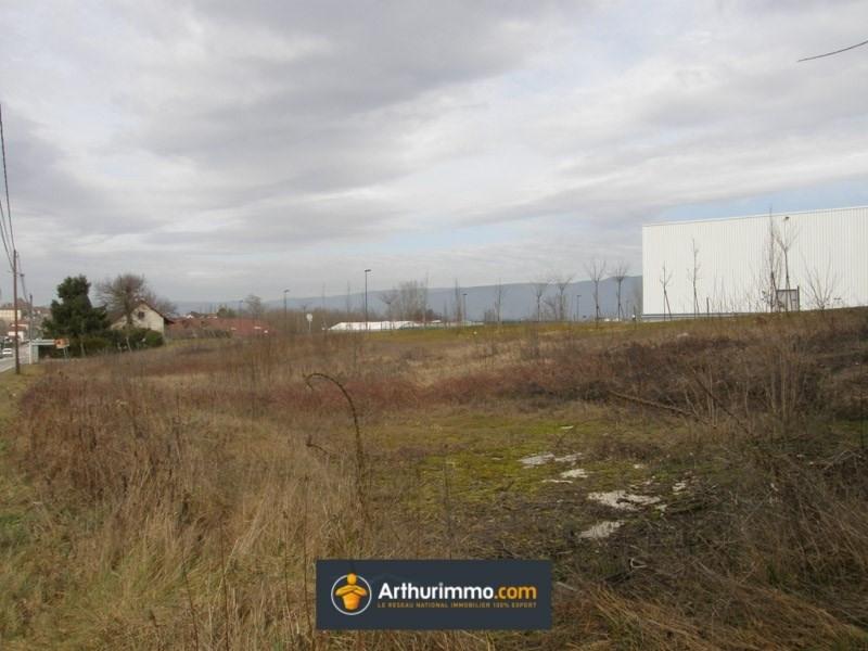 Vente terrain Morestel 56000€ - Photo 1