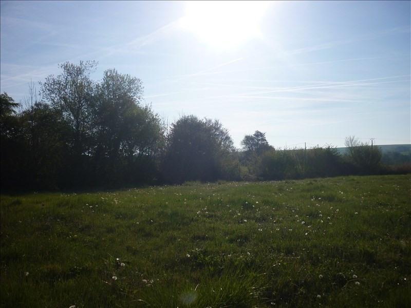 Vente terrain Bazoches sur hoene 34000€ - Photo 3