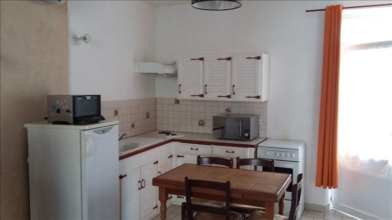Location appartement Montoire sur le loir 250€ CC - Photo 1