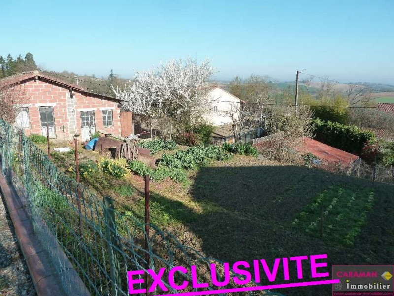 Vente terrain Caraman  centre 59 000€ - Photo 1