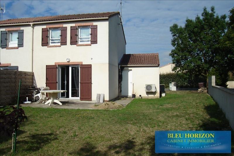 Vente maison / villa Ste pazanne 171150€ - Photo 2