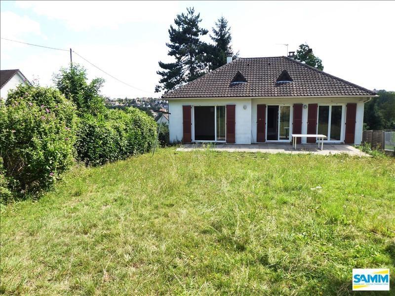 Vente maison / villa Mennecy 262500€ - Photo 2