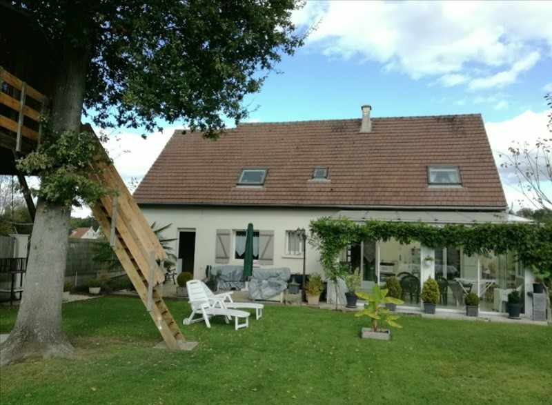Vente maison / villa St leger aux bois 239000€ - Photo 8