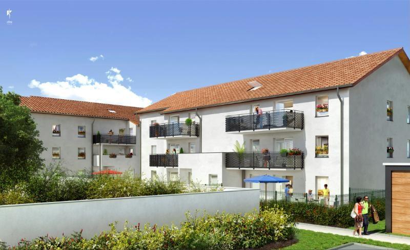 Achat appartement 3 piu00e8ces Vaulx-en-Velin - appartement neuf F3/T3/3 ...