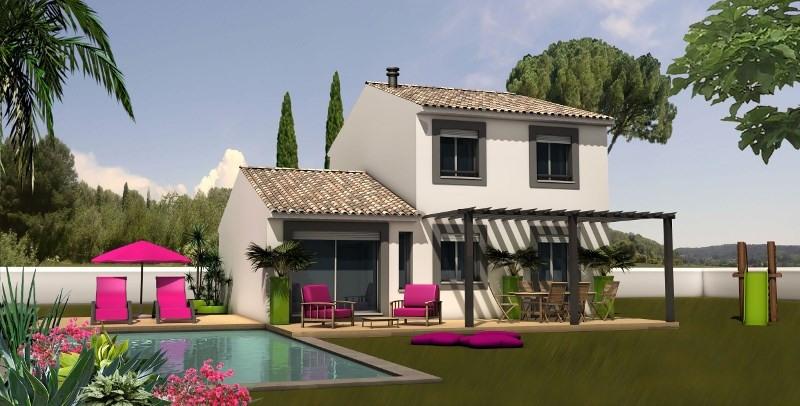 Maison  4 pièces + Terrain 239 m² Cavaillon par MAISONS D'EN FRANCE MIDI-MÉDITERRANÉE SALON