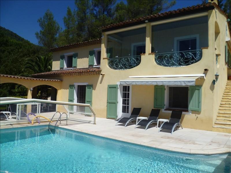 Vente de prestige maison / villa Le tignet 675000€ - Photo 1