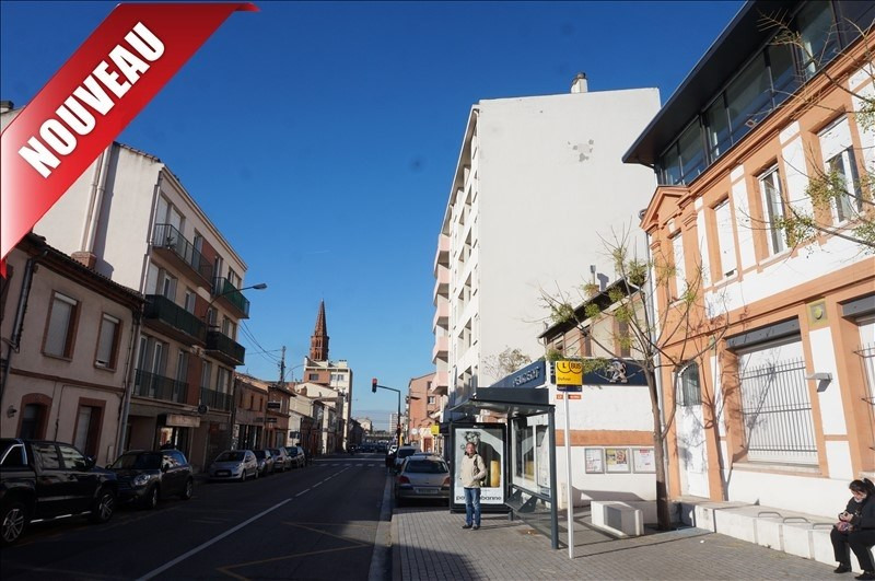 Vente appartement Toulouse 189000€ - Photo 1