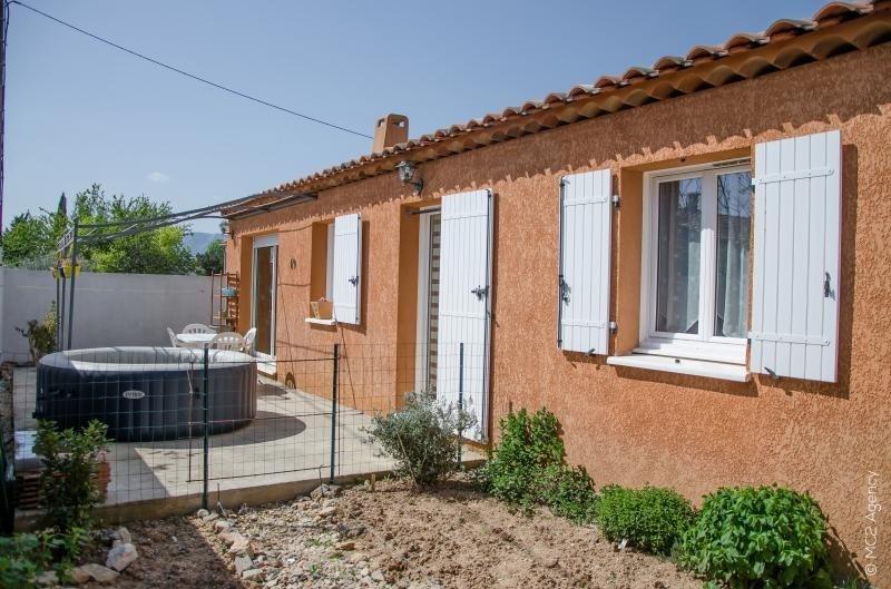 Sale house / villa Pourrieres 319000€ - Picture 2