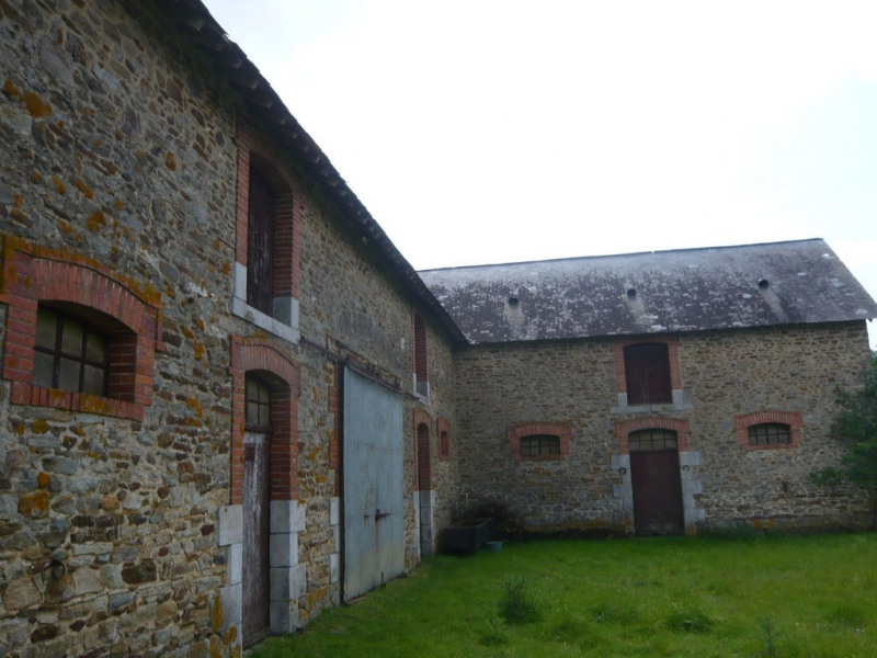 Vente maison / villa Meslay du maine 128 200€ - Photo 4