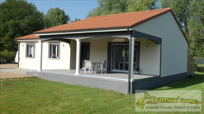 Vente maison / villa Courpiere 219420€ - Photo 2