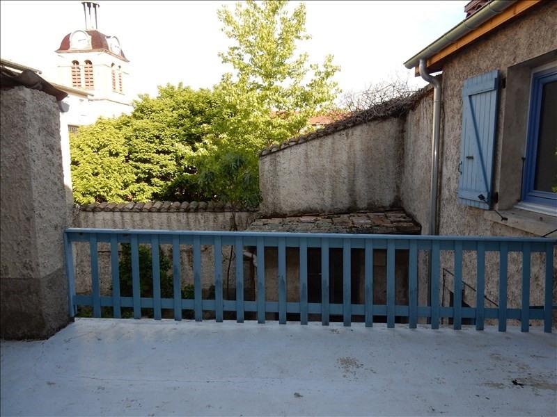 Vente maison / villa Condrieu 319000€ - Photo 8