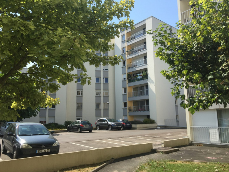 Life annuity apartment Rennes 75 000€ - Picture 1