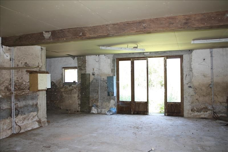 Vente maison / villa Bonneuil matours 66000€ - Photo 5