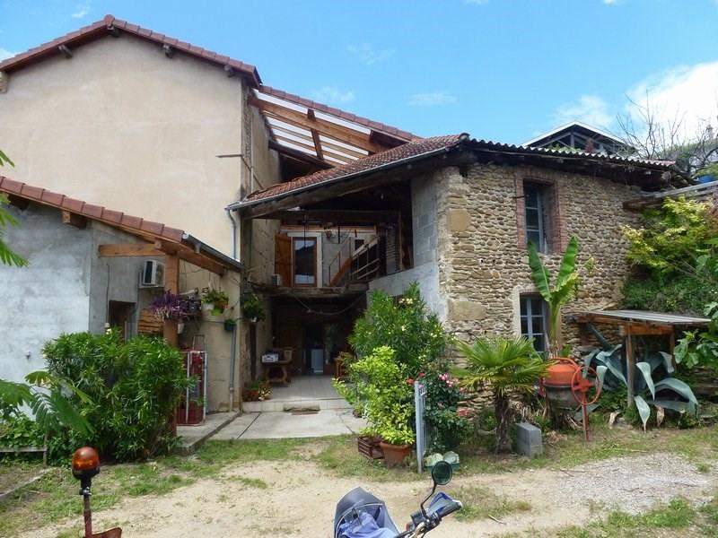Vente maison / villa Chateauneuf de galaure 212000€ - Photo 1