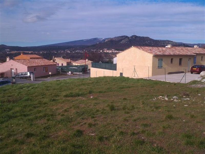 Terrain  de 841 m² L'Escale par MAISONS TRADITION PROVENÇALE