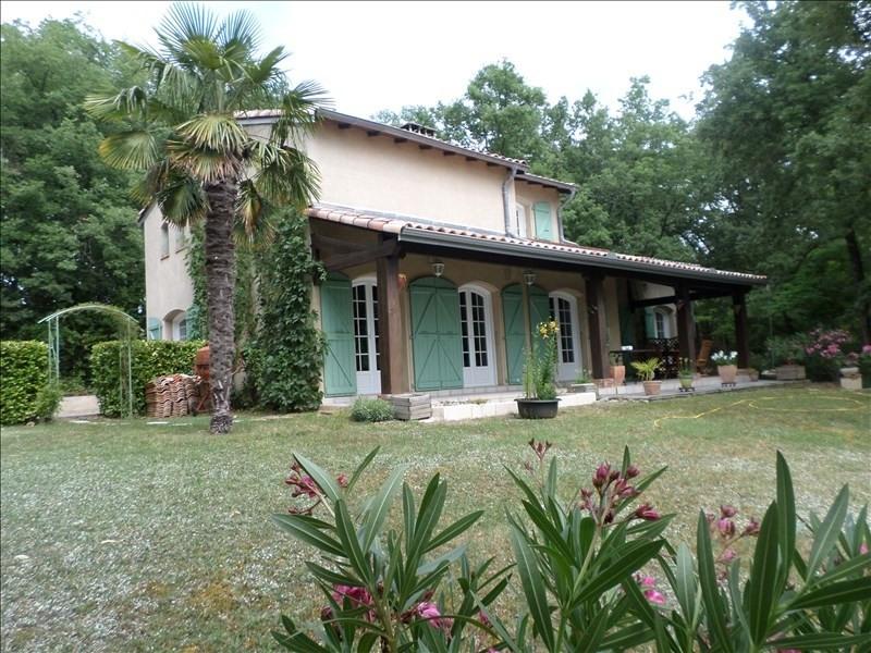 Vente maison / villa Pompignan 375000€ - Photo 1