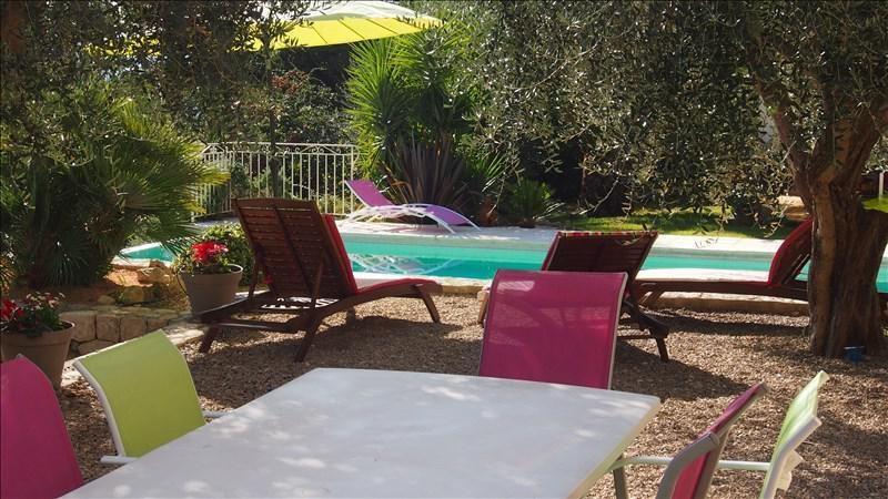 Vente de prestige maison / villa Speracedes 840000€ - Photo 4