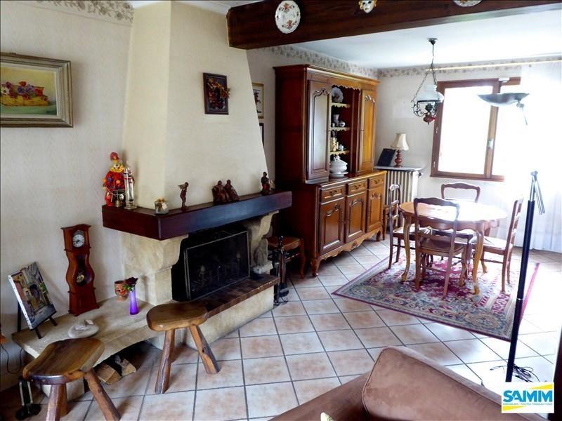 Sale house / villa Mennecy 292000€ - Picture 3