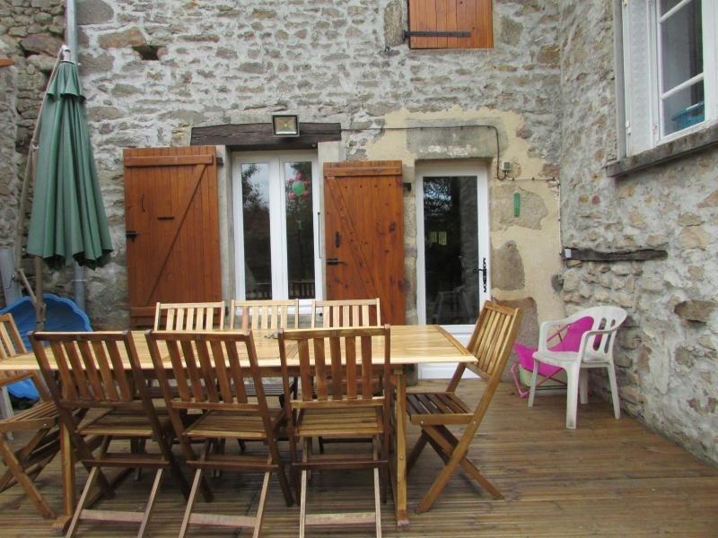 Vente maison / villa St pardoux 136000€ - Photo 2