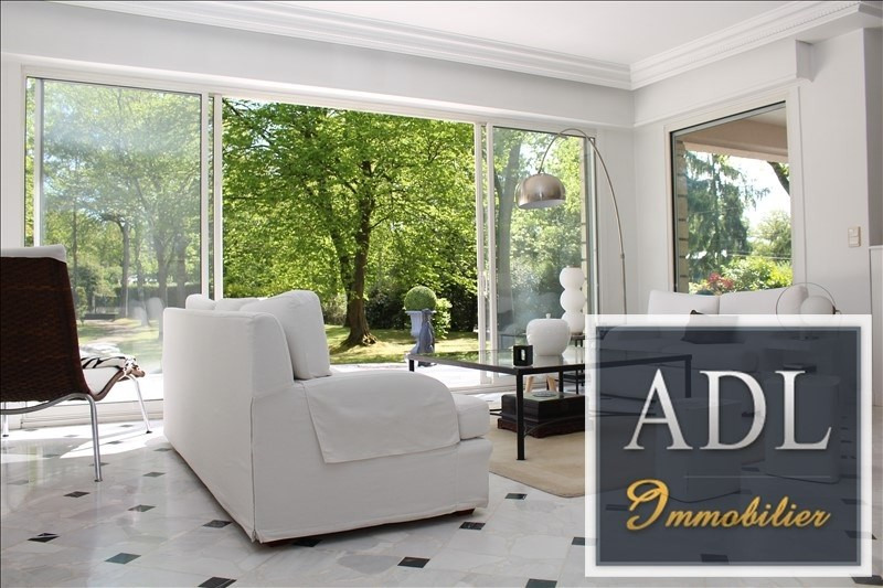 Deluxe sale house / villa Lamorlaye 745000€ - Picture 2