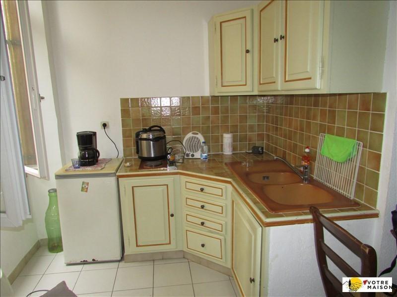 Vente appartement Pelissanne 65000€ - Photo 1
