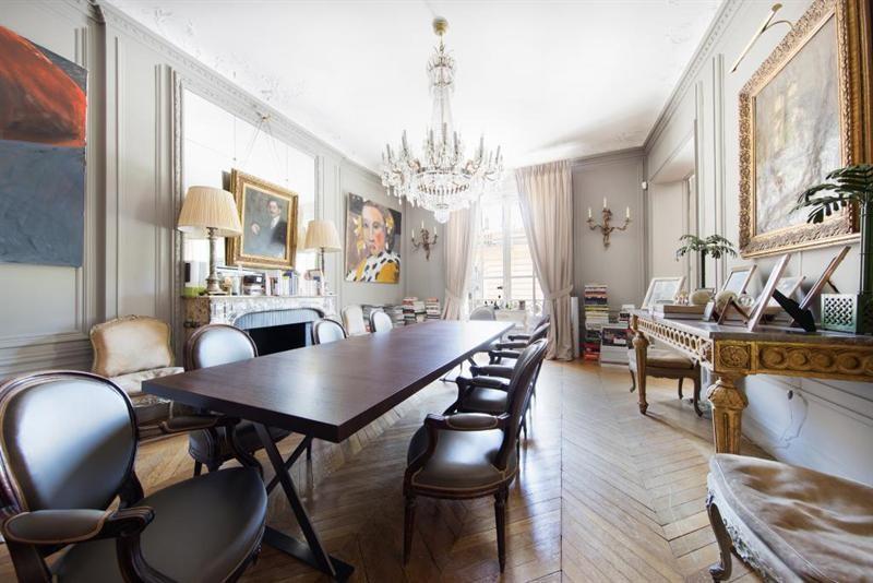Revenda residencial de prestígio apartamento Paris 7ème 5000000€ - Fotografia 5