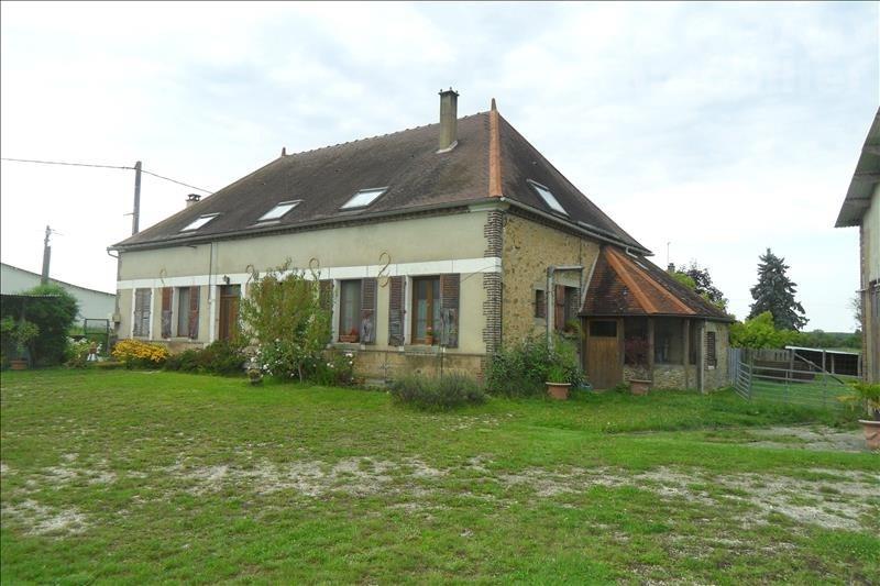 Sale house / villa Davrey 137000€ - Picture 1