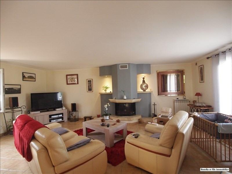 Sale house / villa Uzes 385000€ - Picture 11