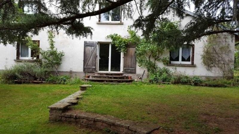 Sale house / villa La voivre 169000€ - Picture 1