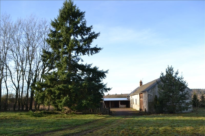 Sale house / villa Saulieu 60 000€ - Picture 1