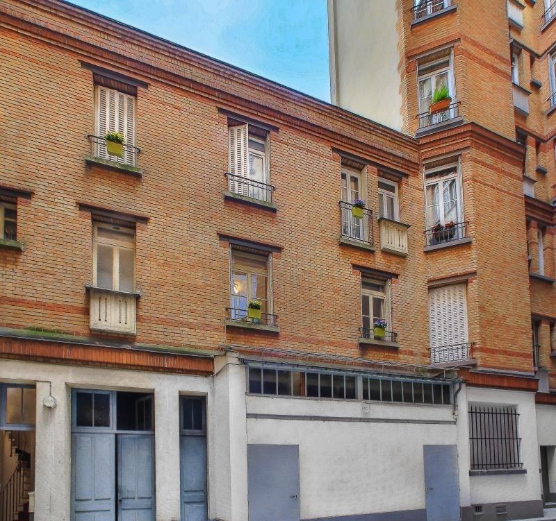 Vente appartement Paris 11ème 430000€ - Photo 8