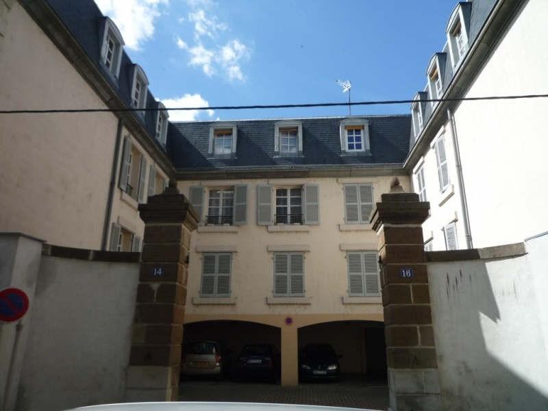 Affitto appartamento Moulins 490€ CC - Fotografia 1