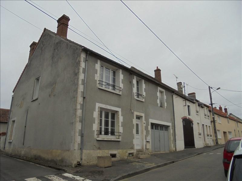 Sale building Bonny sur loire 154000€ - Picture 1