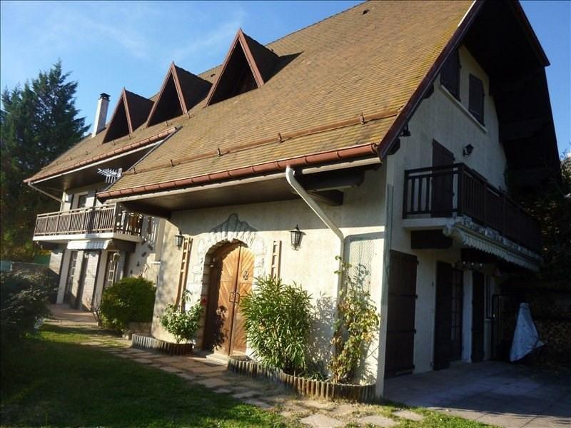 Vente de prestige maison / villa St alban leysse 880000€ - Photo 1