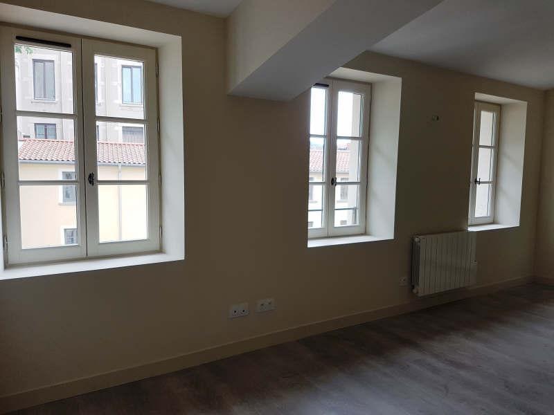 Rental apartment Vienne 415€ CC - Picture 4