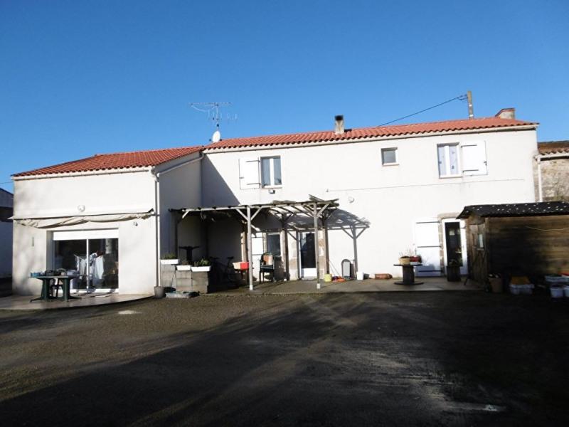 Vente maison / villa St georges de pointindoux 205250€ - Photo 1