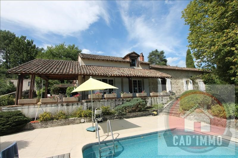 Sale house / villa Maurens 383000€ - Picture 1