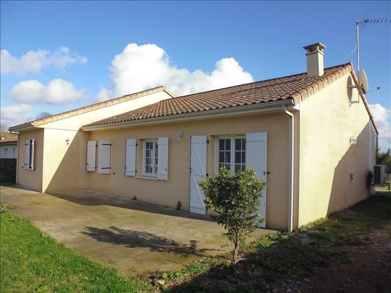 Venta  casa Migne auxances 149000€ - Fotografía 2