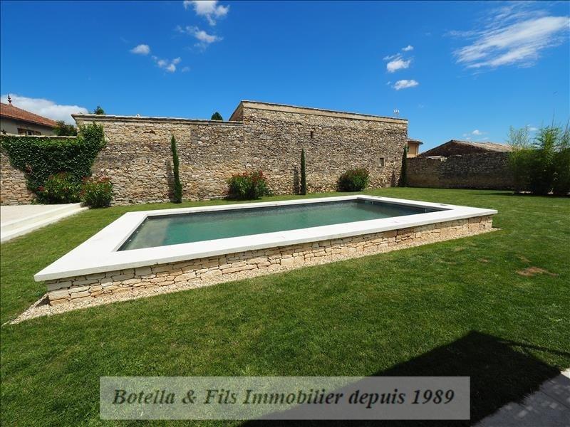 Deluxe sale house / villa Uzes 420000€ - Picture 3