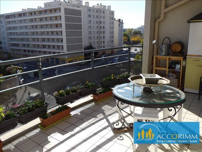 Sale apartment Villeurbanne 276000€ - Picture 3