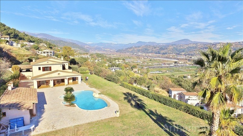 Deluxe sale house / villa St laurent du var 1 260 000€ - Picture 3