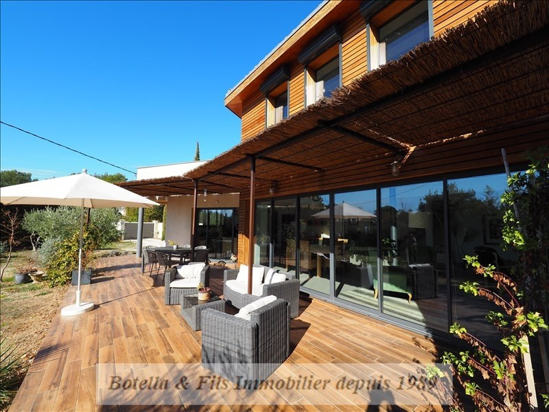 Vente de prestige maison / villa Uzes 575000€ - Photo 3