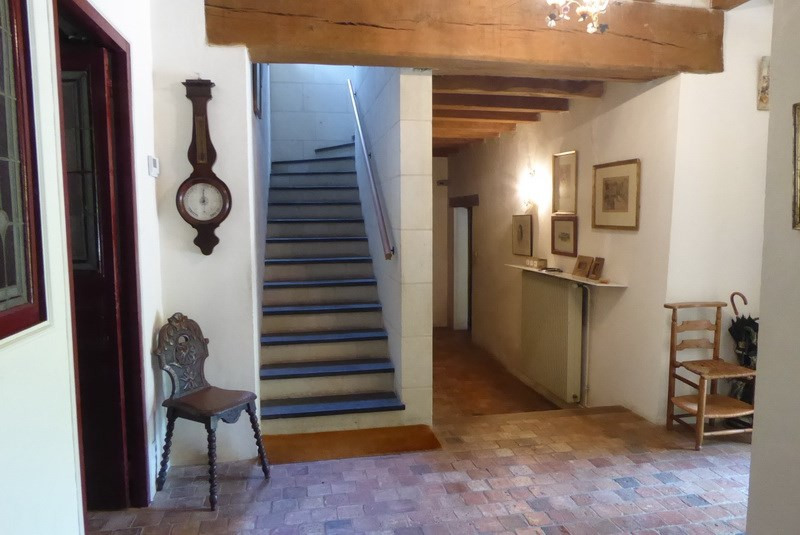 Deluxe sale house / villa Angers 25  mn 373000€ - Picture 7