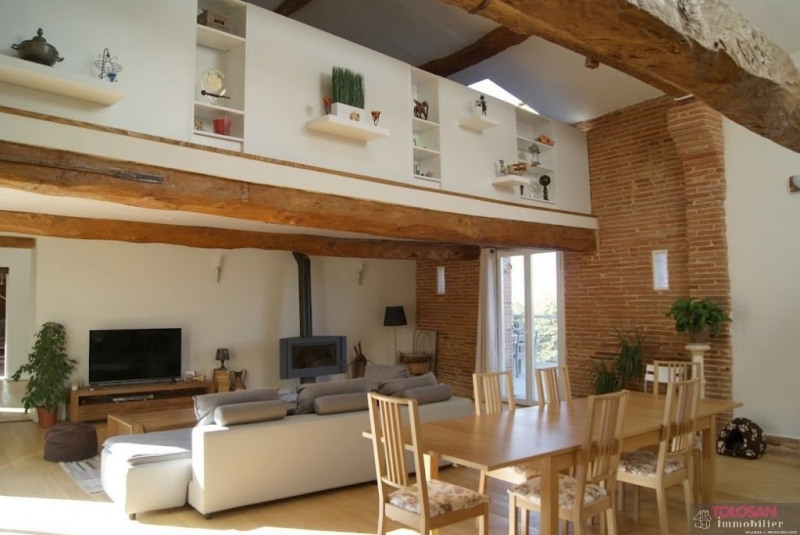 Deluxe sale house / villa Ayguesvives secteur 450 000€ - Picture 4