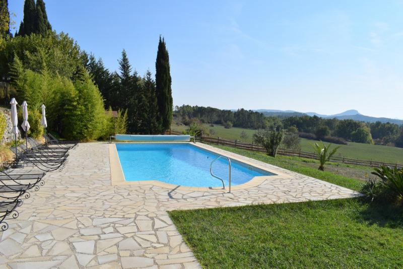 Vente de prestige maison / villa Fayence 1590000€ - Photo 3